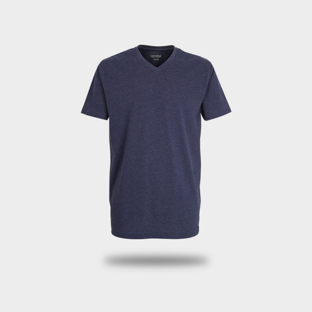 CECEBA T-Shirt V-Neck